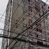 """<p>Edificio """"Pixado"""" en Curitiba</p>"""
