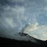 <p>Volcan Tunguragua</p>
